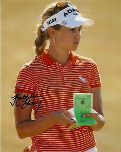 LPGA-Kathleen-Ekey-Autographed-Signed-8x10-Photo-COA-3