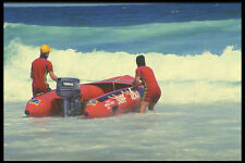 567003 Bondi Beach Surf Patrol Sydney Australia A4 Photo Print