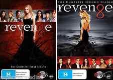 Revenge Season 1 & 2 : NEW DVD