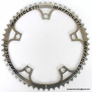 Vintage campagnolo chainring panto engraved maffioletti for Mercatone zeta