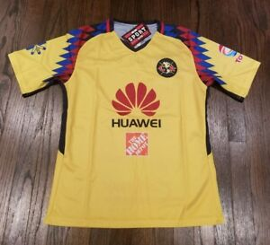 buy online e24bf e7c06 Details about Club America Soccer Jersey las aguilas Futbol Mexico liga mx