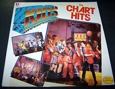 Vintage 1985 Kids Incorporated The Chart Hits Vinyl Record LP K-Tel NU 1850