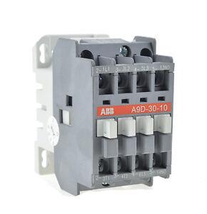 A9-30-10 A93010 R81 ABB Contactor 24V 50//60Hz New No Box