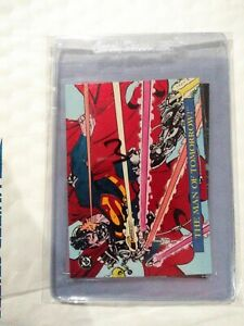 1993-Skybox-Dc-Bloodlines-Foil-Embossed-Card-LOT-Of-3-All-Different