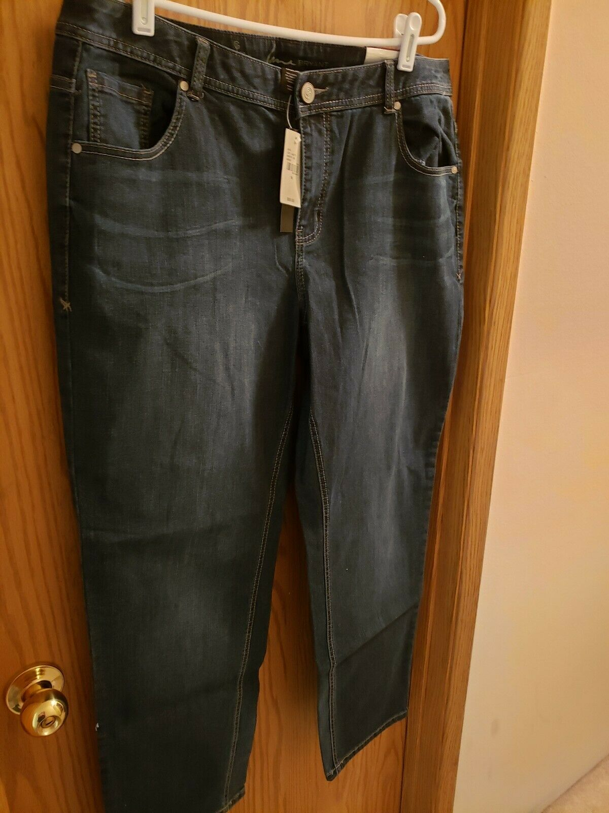 NWT Lane Bryant 3T Skinny Jeans, Medium Wash,Size 18