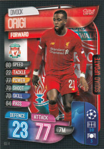 Topps-2019-20-Match-Attax-EXTRA-Champions-League-Squad-Rising-Captain-Auswahl