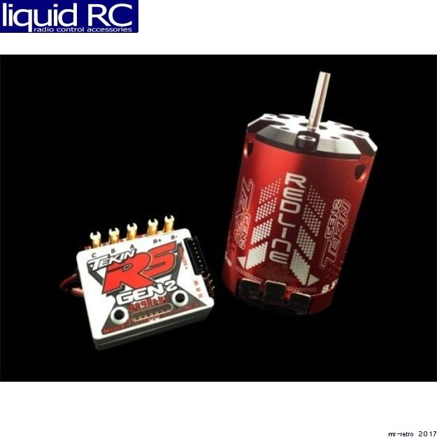 Tekin TT2421 1 10 Rs Gen2 Esc 21.5 Gen2 Sensorosso Bl Motor Sys
