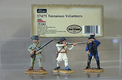 Brioso Britains 17475 Americana Serie Tennessee Volunteers Battle Of New Orleans Nj Fresco In Estate E Caldo In Inverno