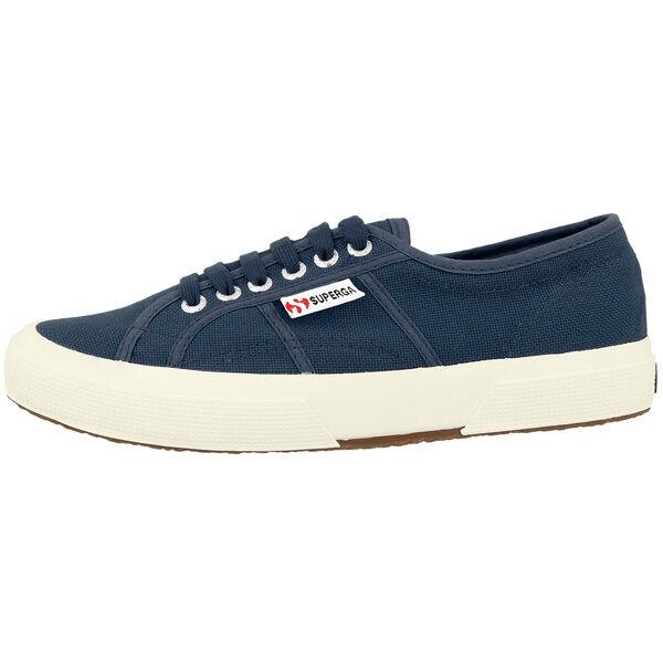 SUPERGA 2750 Cotu Classic Zapatos Azul Marino s000010-933 Deporte Ocio