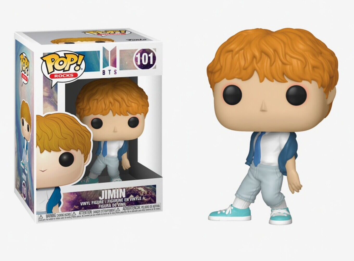 FUNKO POP FIGURINES