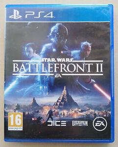 Playstation 4 PS4 - Star Wars Battlefront II complet