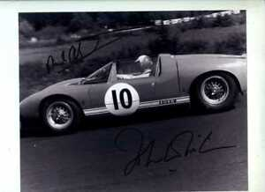 Image Is Loading Whitmore Amp Attwood Ford Gt Roadster Nurburgring