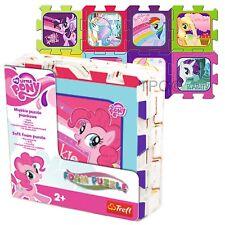 Trefl 8 piezas bebé niños infantil chicas alfombra de espuma suave Mi Pequeño Pony Jigsaw Puzzle