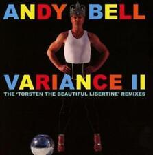Andy Bell/Erasure Variance II: Torsten the Beautiful Libertine Remixes - CD 2016