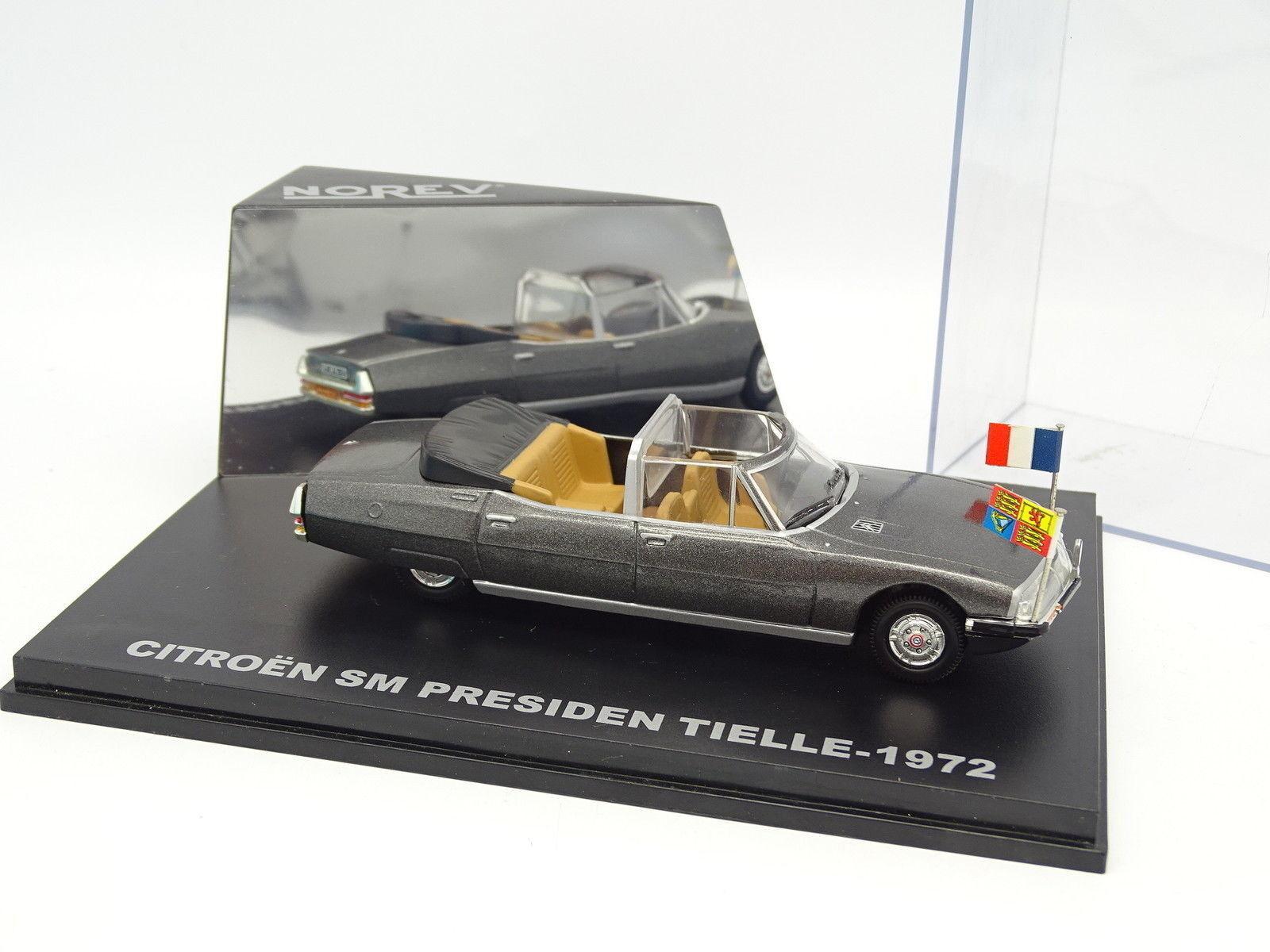 mejor calidad mejor precio Norev 1 43 - Citroen Sm Presidencial Presidencial Presidencial 1972  ventas en linea