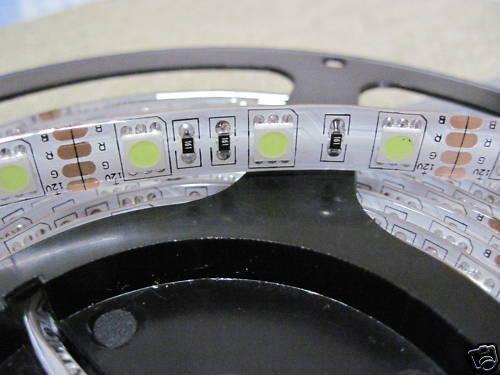 5m smd5050 LED strip Streifen weiß natürlich neutro 4000k 60w IP65 B3C3