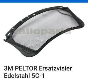 3m Peltor Ersatzvisier Edelstahl 5c-1 Chinesische Aromen Besitzen Atem-, Augen- & Gehörschutz Business & Industrie