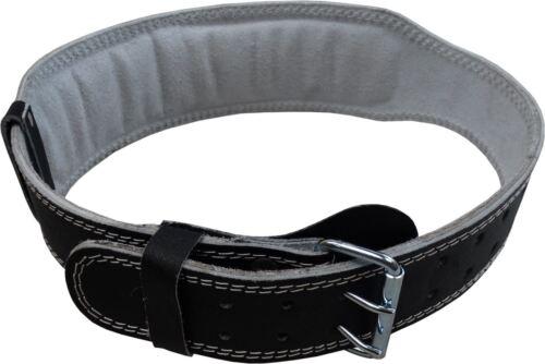 Bodyrip Gewichteheben 10.2cm Leder Gürtel Rücken Stützleiste Fitness-Studio