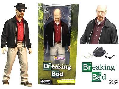 Breaking Bad Walter White in Hazmat 8 pouces peluche figurine