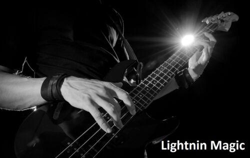Stop Sweat Lightnin Magic for the Fretting Hand Reduce Fatigue! Lubricate
