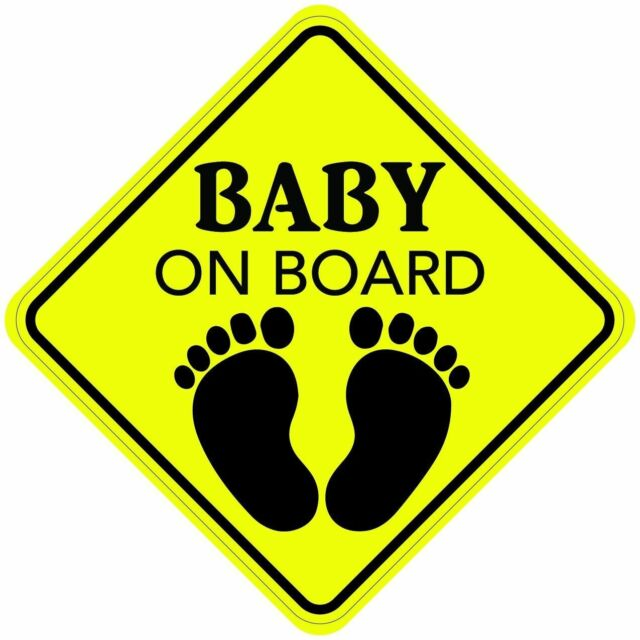Buy Baby On Board Magnet 5x5 Made In The Usa Buy 2 Get 3rd Online