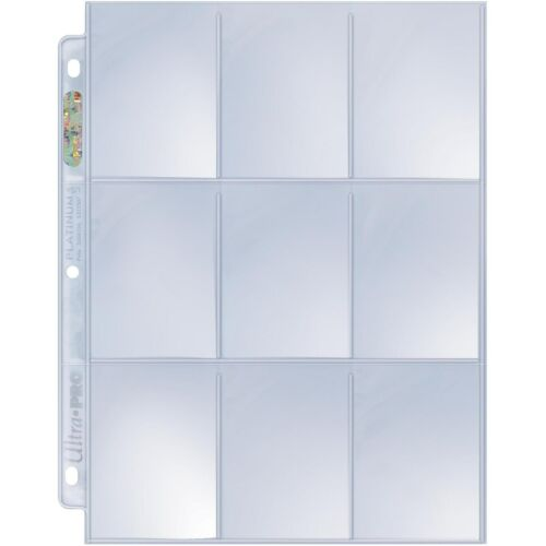 White Stitched Baseball Card Collectors Album with 25 Premium Ultra Pro 9 Pocket Pages Included 3 D-Ring Binder w//25 Pages