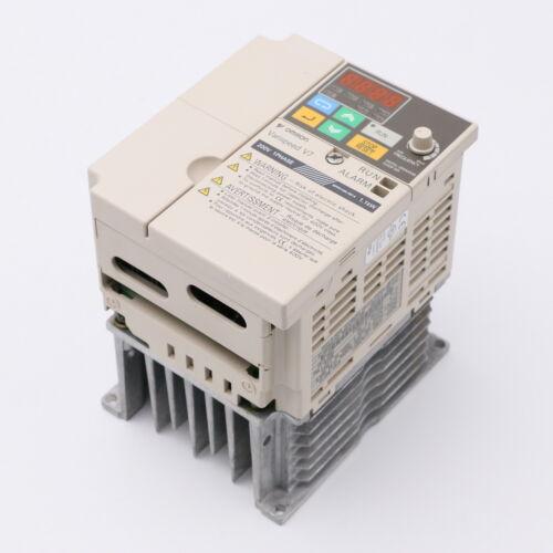 Omron CIMR-V7AZB0P7 Frequenzumrichter 1,9kVA