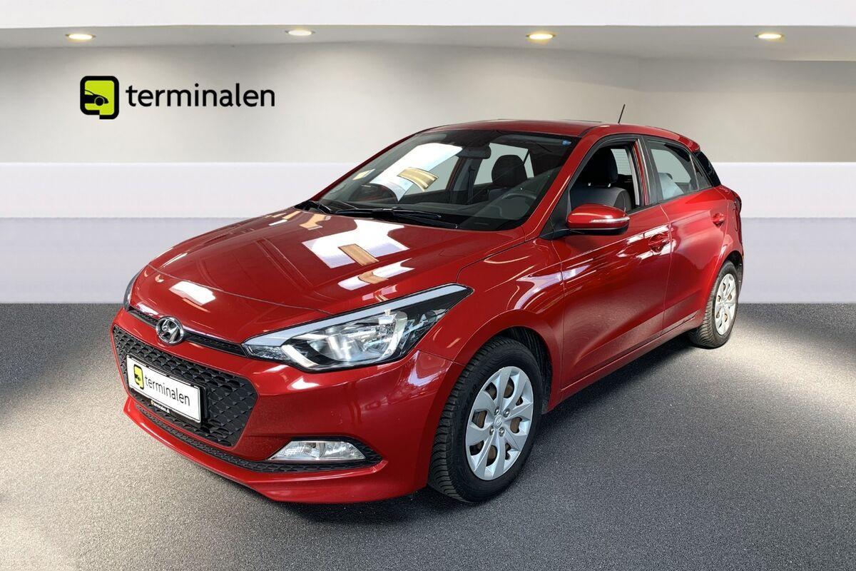 Hyundai i20 Trend Vision