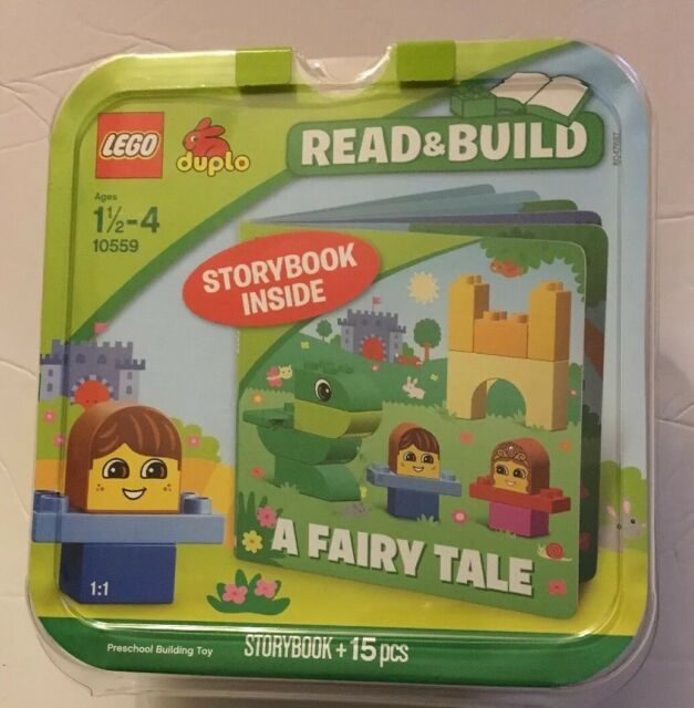 Lego Duplo 10560 Read and Build Peekaboo Jungle Storybook Set
