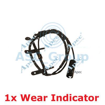 Fits Mini Cooper S R53 1.6 Genuine OE Quality Apec Rear Brake Pad Wear Sensor