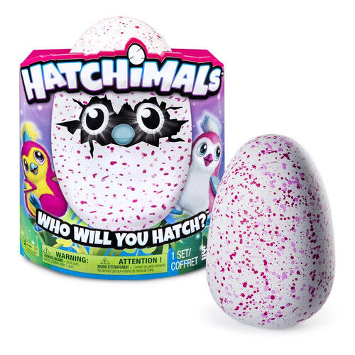 Brand New HATCHIMALS Pengualas//Draggles *Who will You Hatch?
