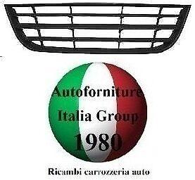 GRIGLIA PARAURTI ANTERIORE CENTRALE INFERIORE VOLKSWAGEN VW POLO 05/>09 2005/>2009