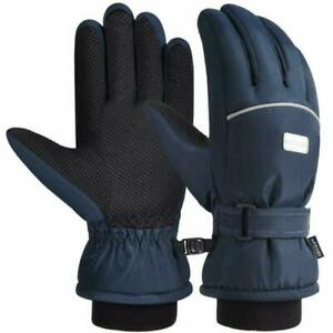 Boys-Girls-Winter-Gloves-Kids-Ski-Snow-Snowboard-Anti-slip-Waterproof-Gloves-War