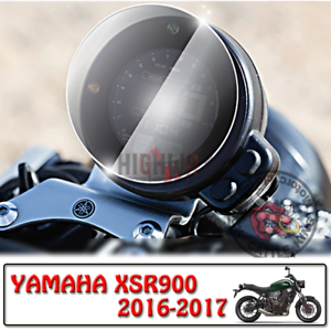 Motorcycle Cluster Scratch Clear Film Screen Protector for YAMAHA XSR900 16-2017