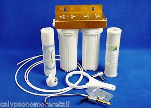 Twin-Dual-Undersink-Water-Filter-Double-O-Ring-System