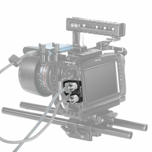 SmallRig HDMI /& USB-C Cable Clamp for BMPCC 4K /& 6K 2246B