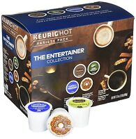 Keurig Green Mountain Coffee ENTERTAINER Collection Variety Pack 48 Ct. K-Cups