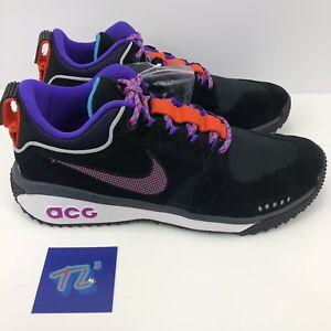cb058ec38d4b Men s Nike ACG Dog Mountain AQ0916-001 Size 11 Black Equatoe Blue ...