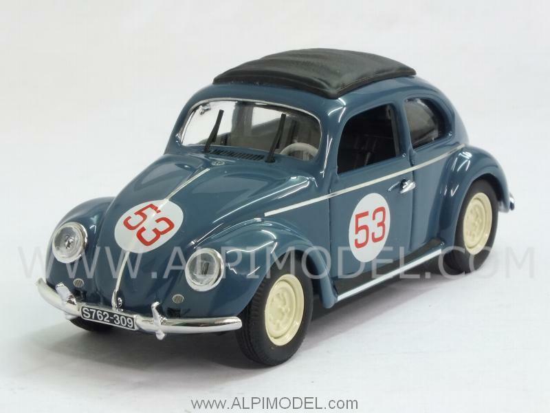 artículos novedosos Volkswagen Beetle Beetle Beetle Nurburgring 1954 Wolfgang Von Trips 1 43 RIO 4421  Tienda 2018