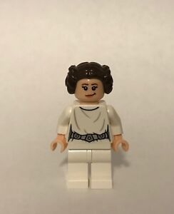 LEGO-STAR-WARS-MINIFIGURE-PRINCESS-LEIA-CARRIE-FISHER-DEATH-STAR-75159-Sw779-N7