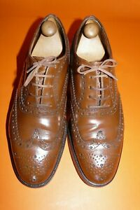 """STEPHANE Gontard - Chaussures CUIR Homme - """" DERBY """" - Pointure 41 ( 6,5 - 7 )"""