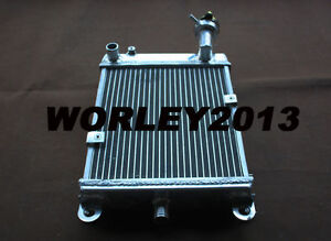 Aftermarket aluminum radiator fits Honda Goldwing GL1000