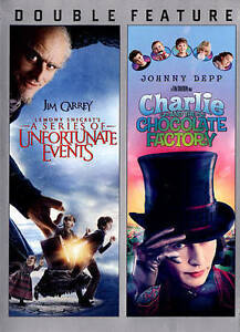 the chocolate and factory dvd Charlie