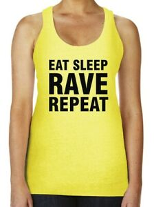 IT/'S THE 90s BABY Ladies Sports Vest 8-16 90/'s Party Fancy Dress T-Shirt Neon
