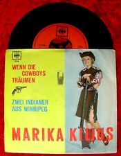 Single Marika Kilius: Wenn die Cowboys träumen