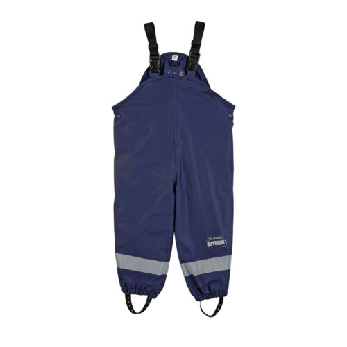 Sterntaler Enfants Pantalon Pluie trägerhose matschhose Doublure 5652040 Marine