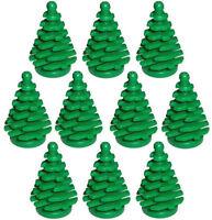 ☀️new Lego X10 Small Pine Trees Christmas Advent Parts Pieces Bricks Decoration