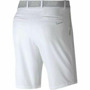arte squisita prezzo incredibile ultima collezione NWT Nike Golf Flex Slim Fit Golf Shorts Mens White 891932-100 $90 ...