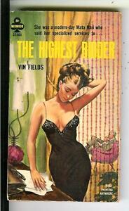 THE-HIGHEST-BIDDER-by-Fields-Midwood-32-468-sleaze-gga-pulp-vintage-pb-RADER
