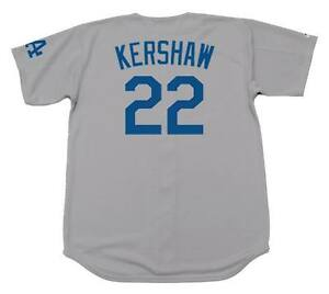 6a19372b2 Image is loading CLAYTON-KERSHAW-Los-Angeles-Dodgers-Majestic-Away-Baseball-